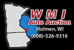WMI Auto Auction Logo
